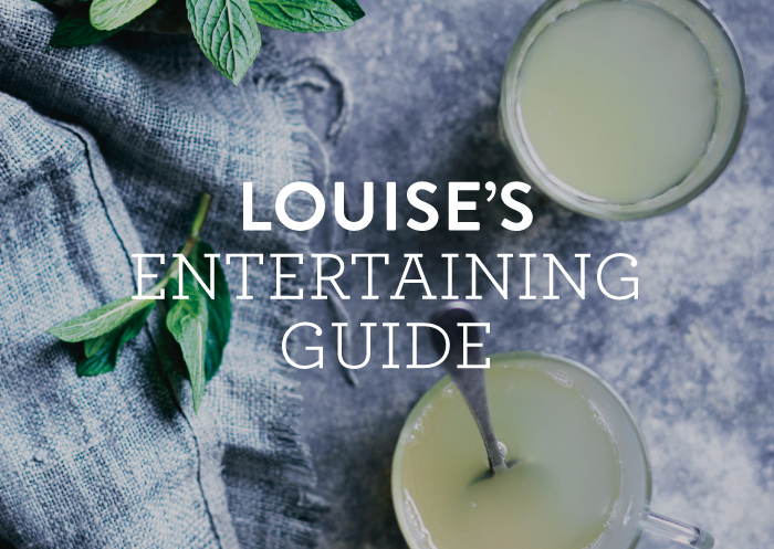 Louise's Entertaining Guide Sweet Nourish