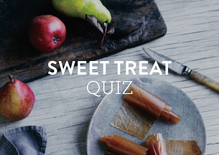 Sweet Treat Quiz Louise Keats